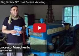 gestisci blog social e seo con il content marketing