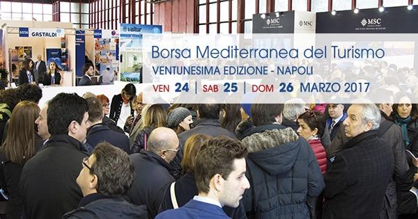 borsa mediterranea del turismo 2017