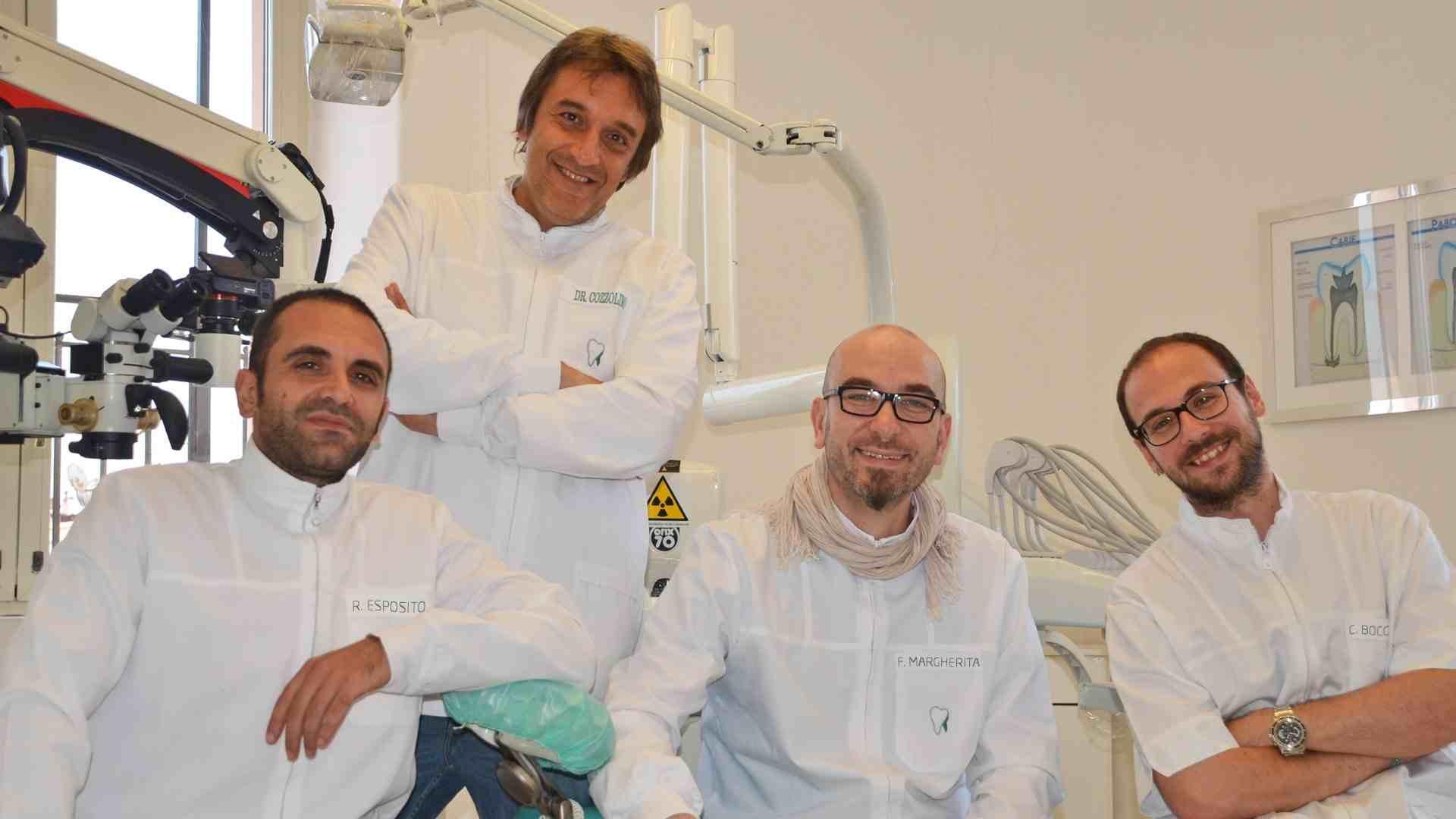 comunicaione web per dentisti