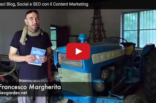 gestisci blog social e seo con il content marketing