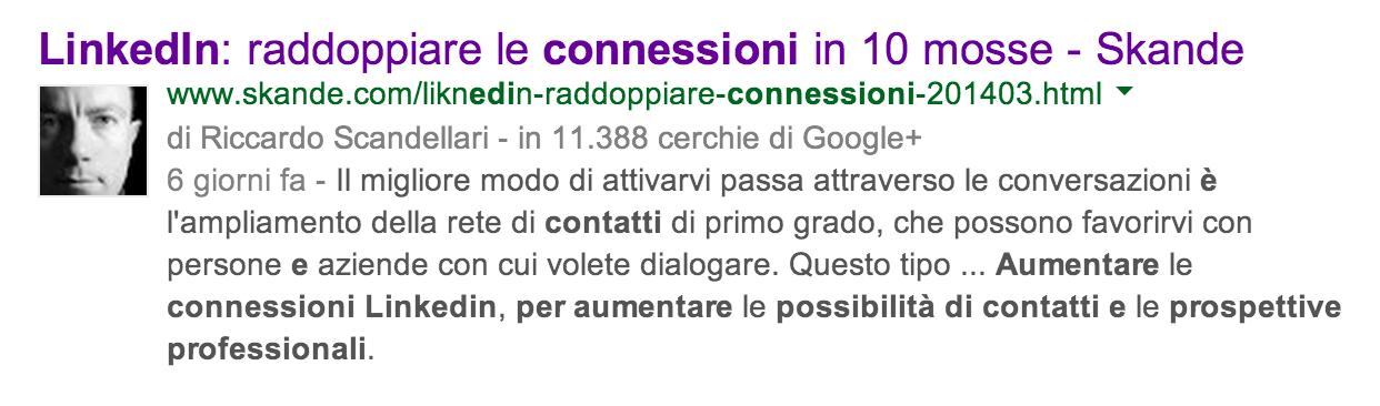 google comment