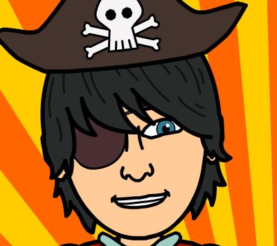 mazza il pirata