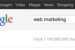 webmarketing serp