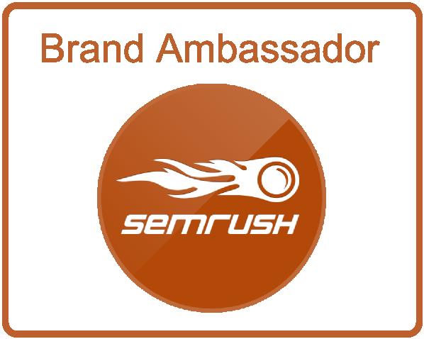 semrush brand ambassador