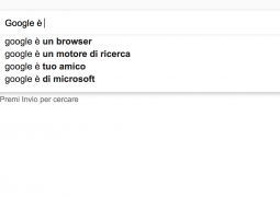 google è tuo amico