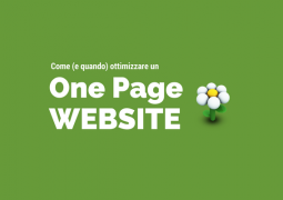 SEO per one page site